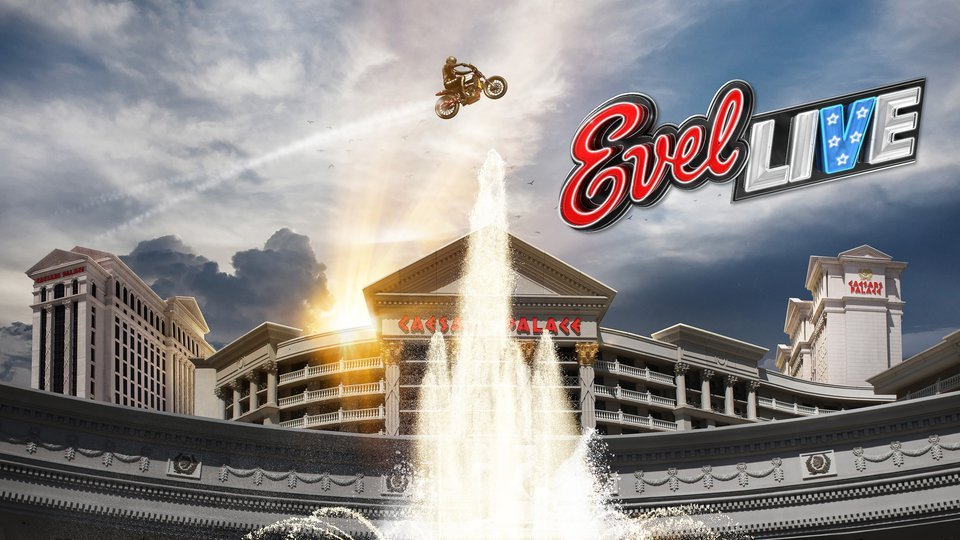 Evel Live (History Channel)