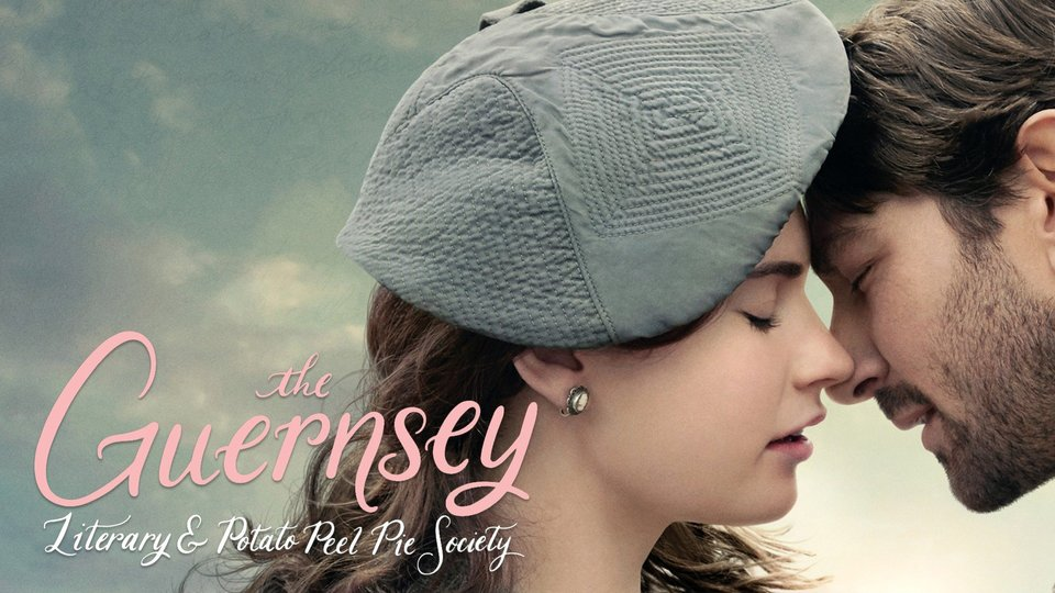 The Guernsey Literary and Potato Peel Pie Society (Netflix)