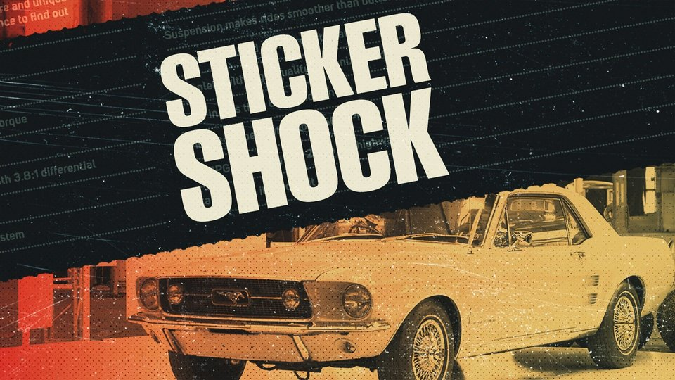 Sticker Shock - Discovery Channel