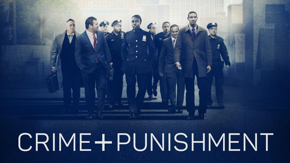 Crime + Punishment - Hulu