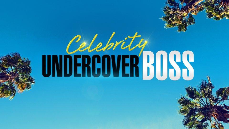 Celebrity Undercover Boss - CBS