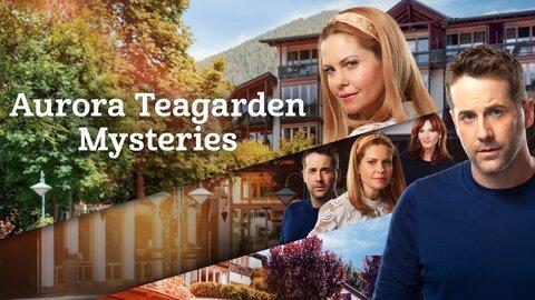 Aurora Teagarden Mysteries - Hallmark Movies & Mysteries