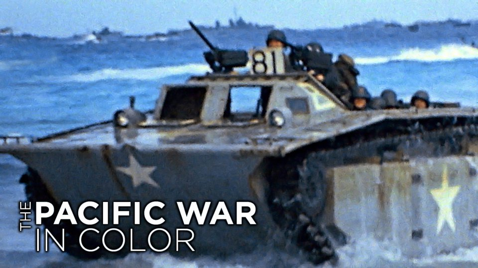 The Pacific War in Color (Smithsonian)
