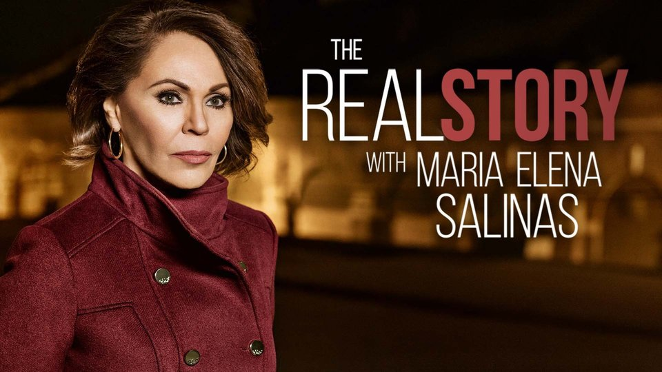 The Real Story with Maria Elena Salinas (Investigation Discovery)