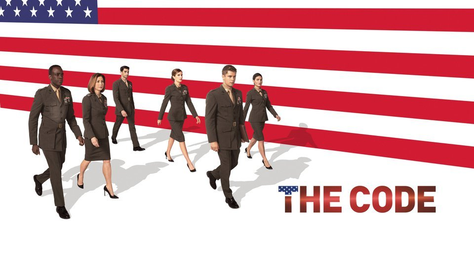 The Code - CBS