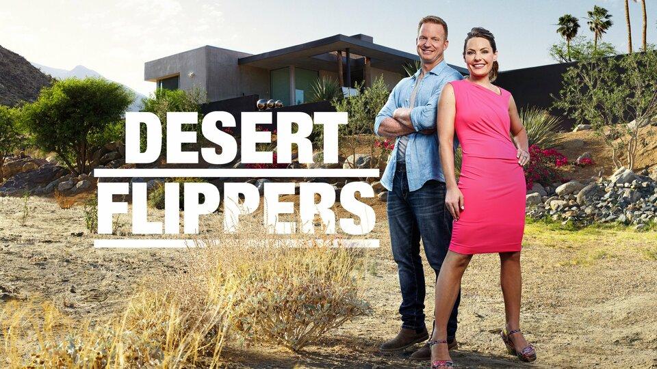 Desert Flippers - HGTV