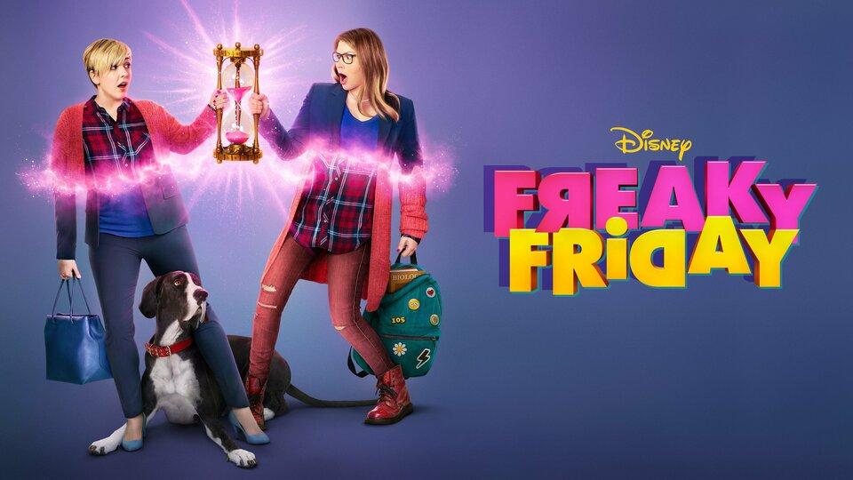 Freaky Friday - Disney Channel