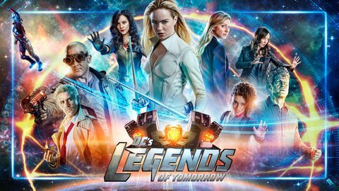 DC's Legends of Tomorrow - The CW