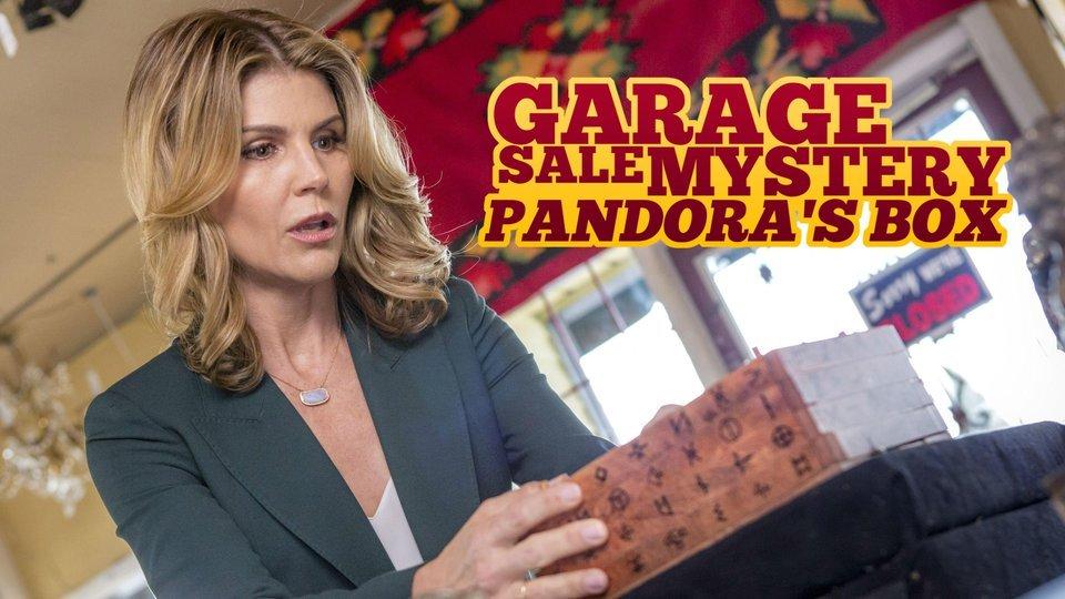 Garage Sale Mystery: Pandora's Box - Hallmark Movies & Mysteries
