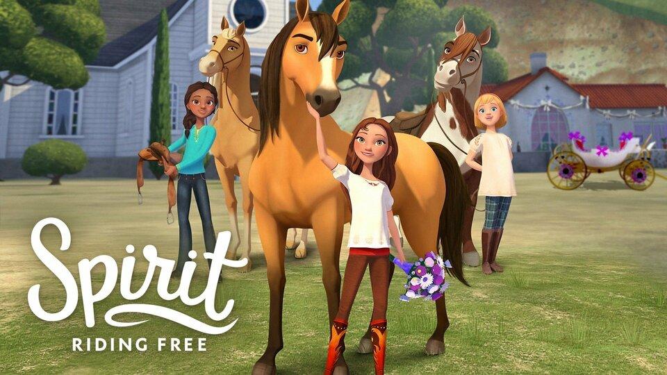 Spirit: Riding Free (Netflix)