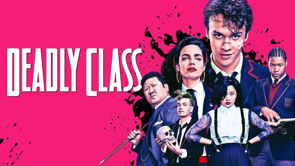 Deadly Class (Syfy)