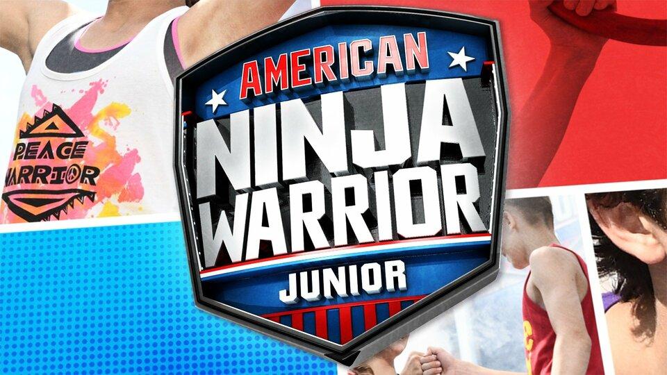 American Ninja Warrior Junior (Universal Kids)