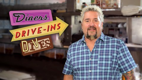 Diners, Drive-Ins and Dives - Food Network