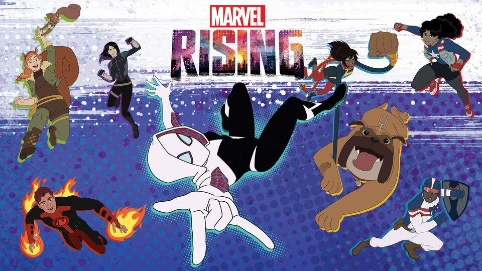 Marvel Rising - Disney Channel