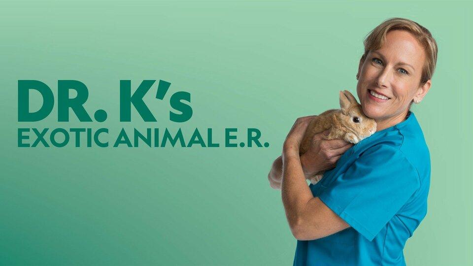 Dr. K's Exotic Animal ER (Nat Geo)
