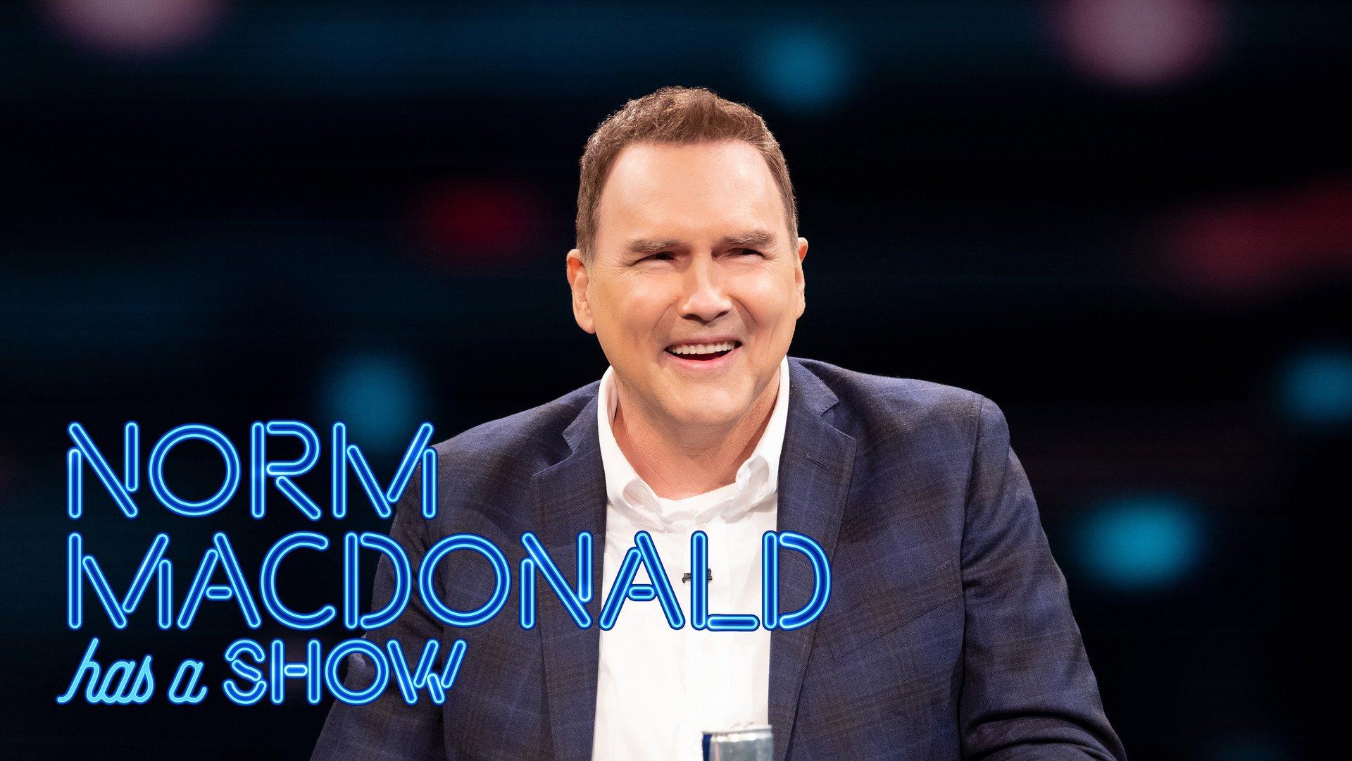 Norm Macdonald Has a Show (Netflix)
