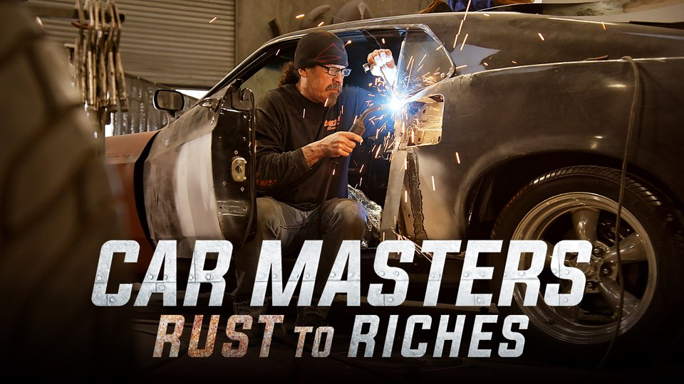 Car Masters: Rust to Riches - Netflix
