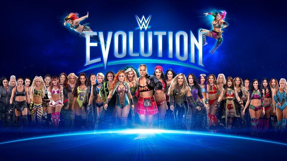 WWE Evolution (WWE Network)
