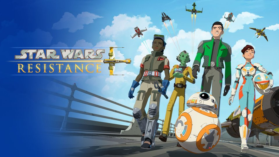 Star Wars Resistance - Disney Channel