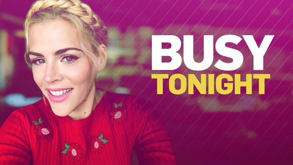 Busy Tonight (E!)