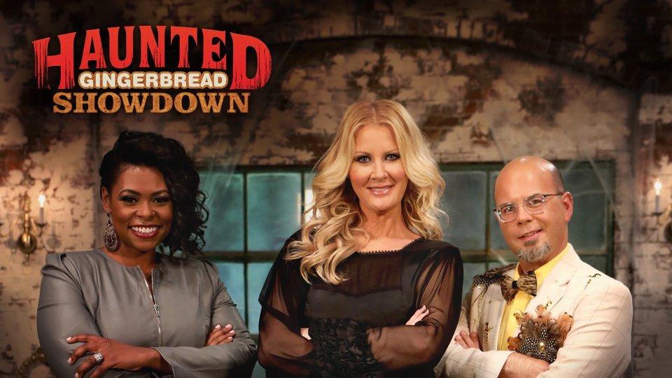 Haunted Gingerbread Showdown (Food Network)