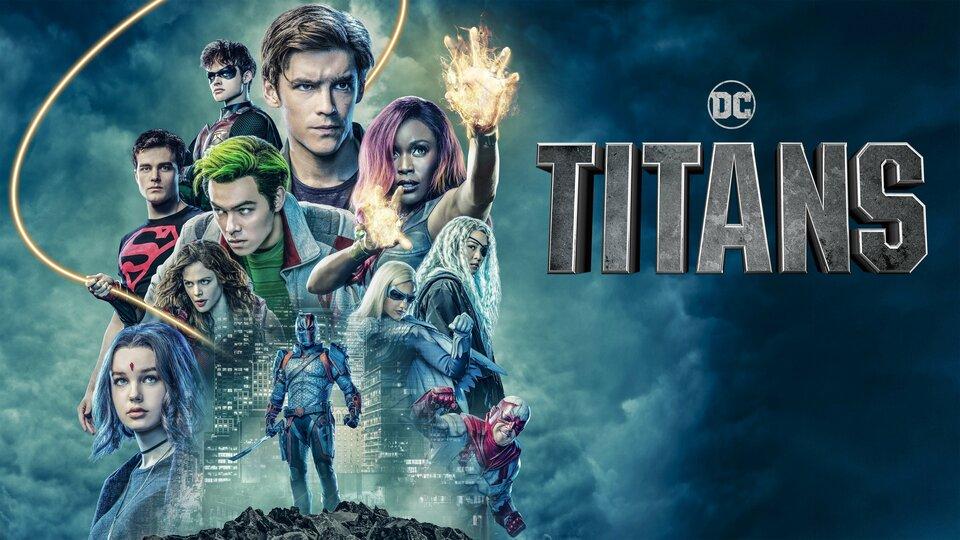 Titans - HBO Max