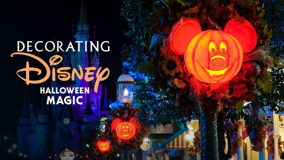 Decorating Disney: Halloween Magic (Freeform)