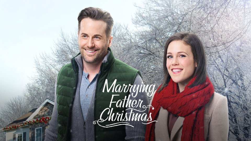 Marrying Father Christmas - Hallmark Movies & Mysteries