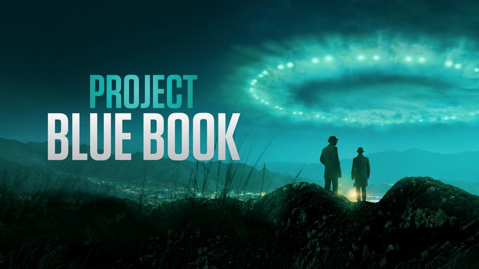 Project Blue Book - History Channel