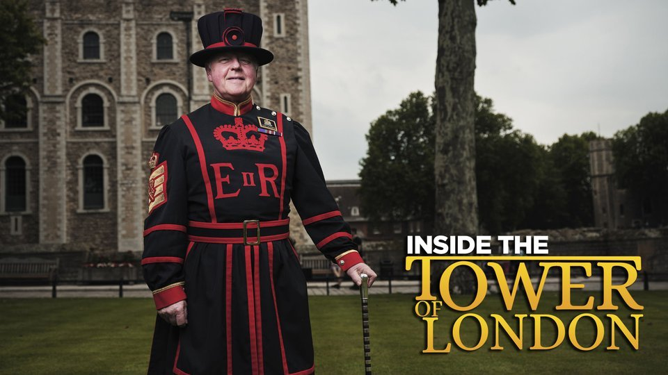 Inside the Tower of London (Smithsonian)