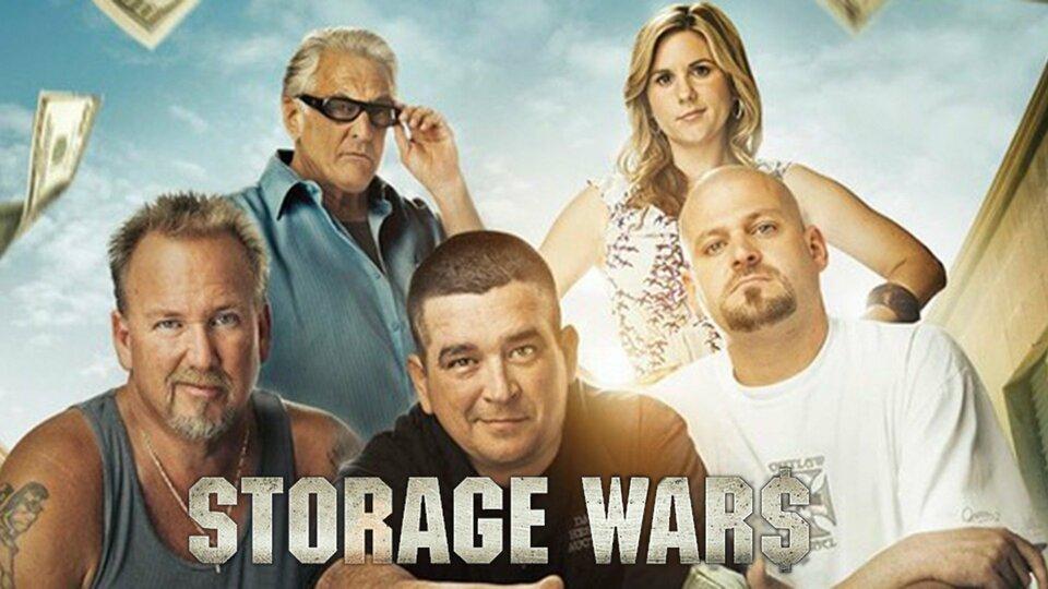 Storage Wars - A&E