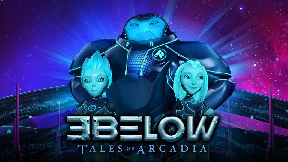 3 Below - Netflix