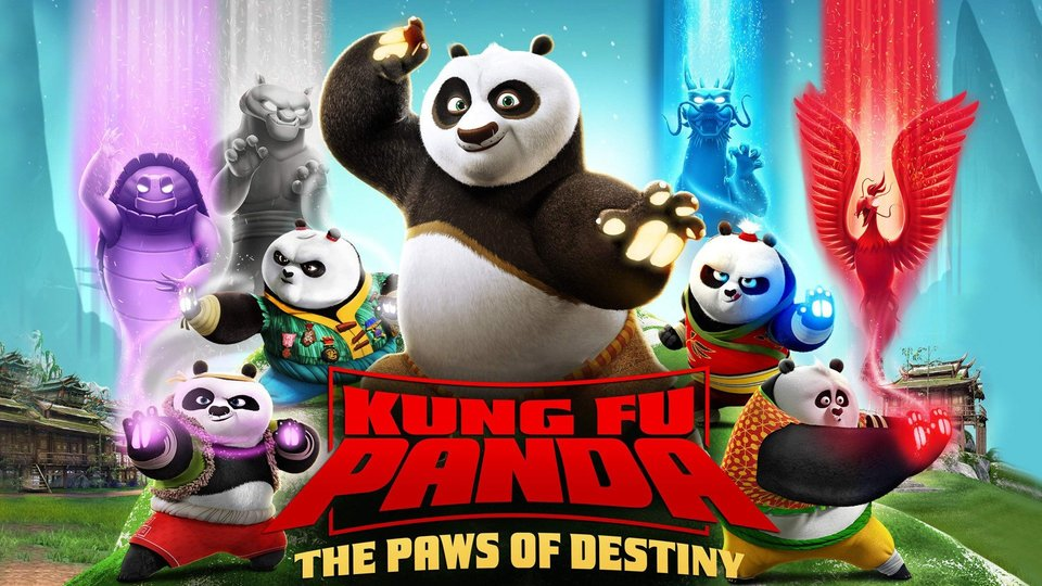 Kung Fu Panda: The Paws of Destiny (Amazon Prime Video)