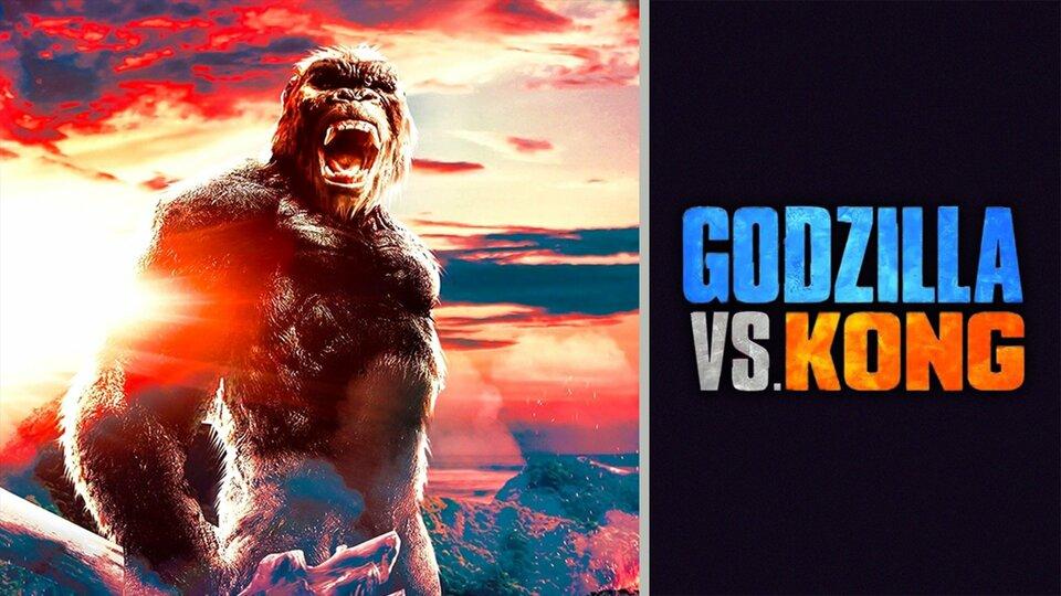 Godzilla vs. Kong (HBO Max)