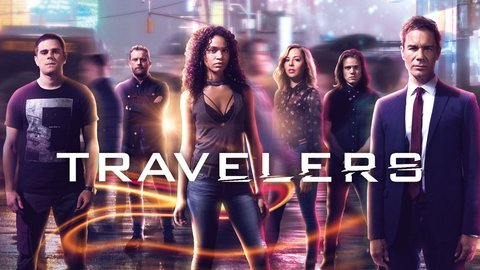 Travelers - Netflix