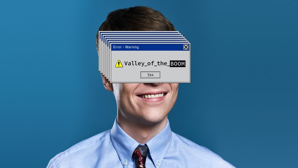 Valley of the Boom - Nat Geo