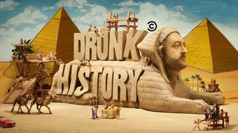 Drunk History - Comedy Central