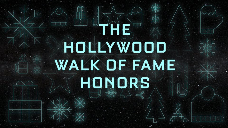 The Hollywood Walk of Fame Honors (The CW)
