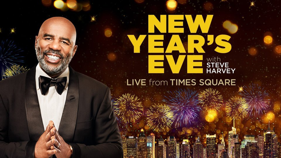 Fox's New Year's Eve With Steve Harvey: Live From Times Square - FOX