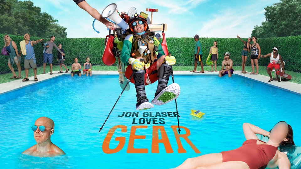 Jon Glaser Loves Gear (truTV)
