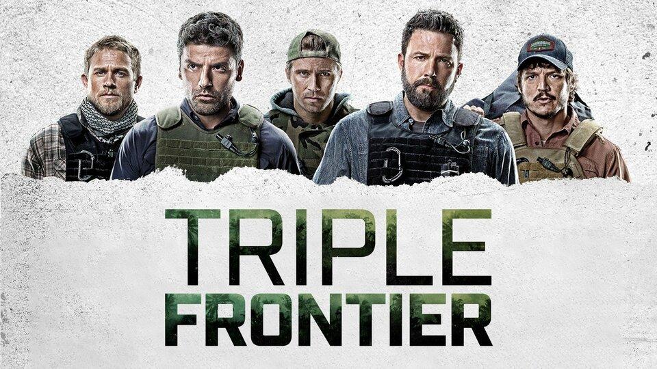 Triple Frontier - Netflix