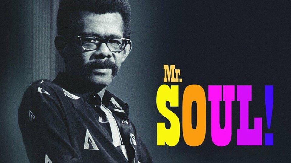 Mr. Soul! - PBS