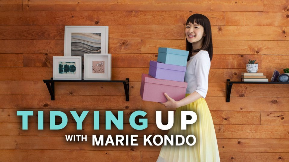 Tidying Up With Marie Kondo - Netflix