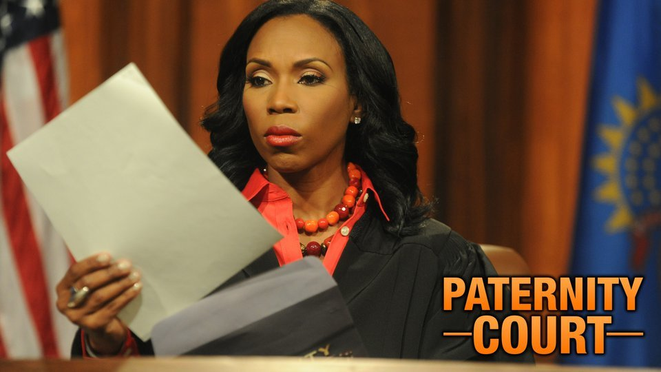 Paternity Court - Syndicated