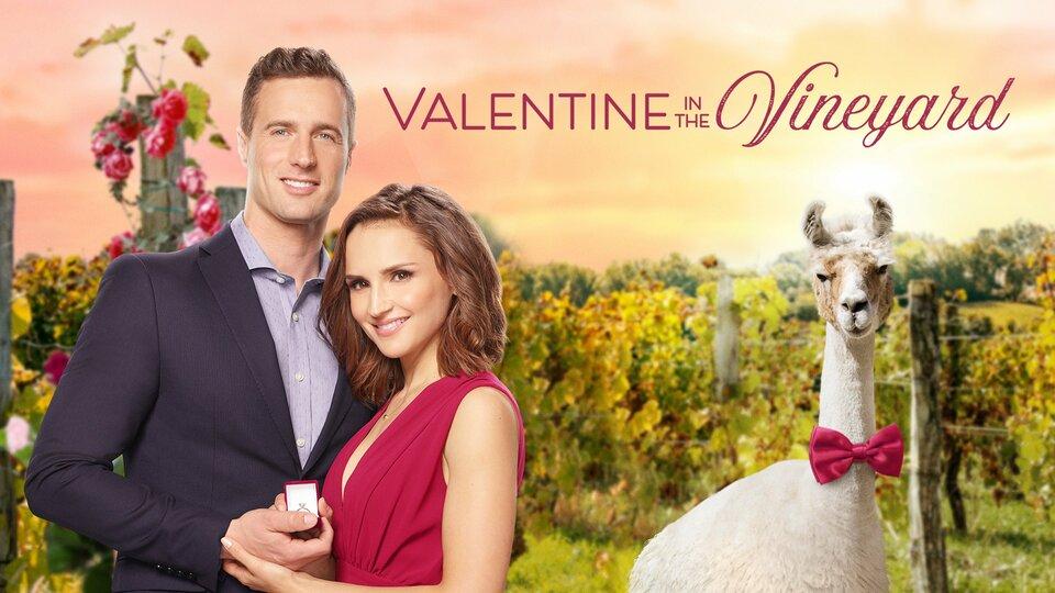 Valentine in the Vineyard - Hallmark Channel
