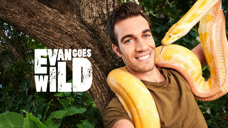 Evan Goes Wild (Animal Planet)