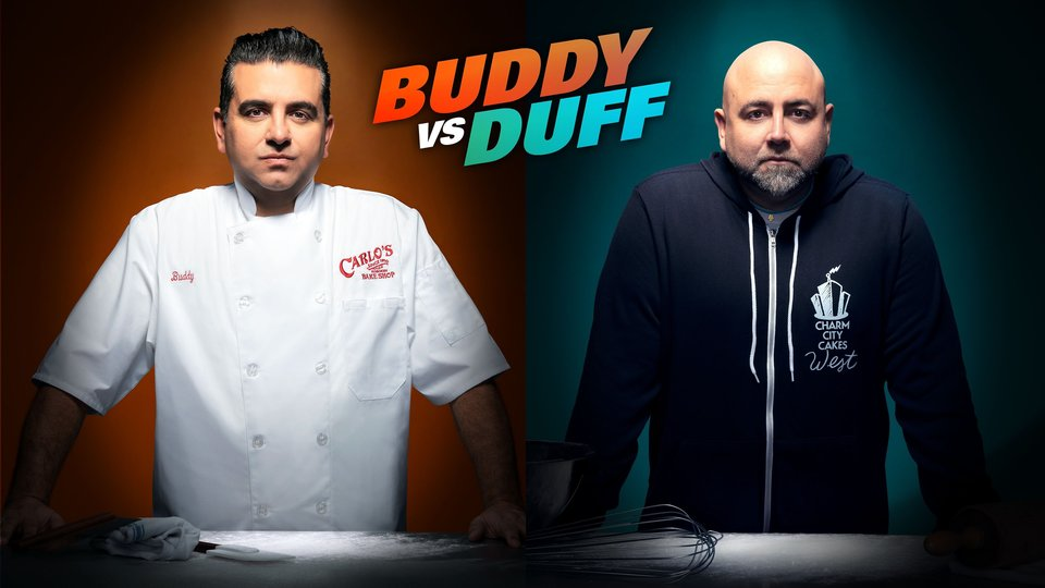 Buddy vs. Duff - Food Network