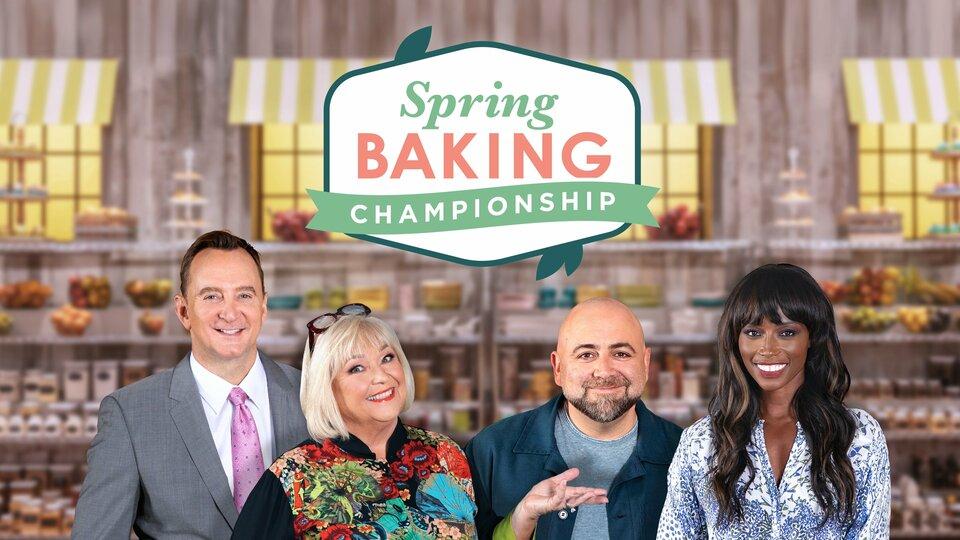 Spring Baking Championship - Food Network