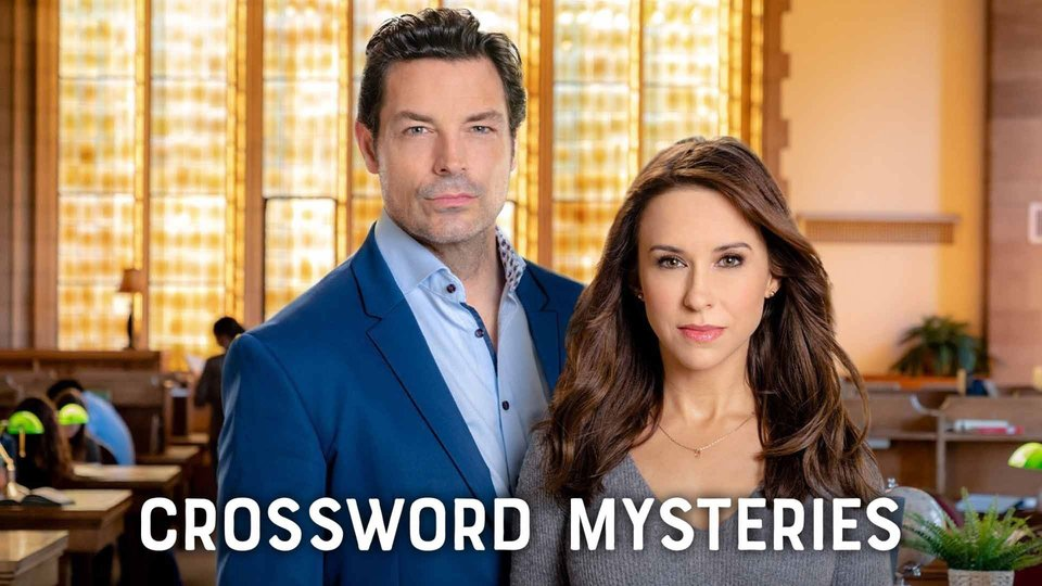 Crossword Mysteries - Hallmark Movies & Mysteries