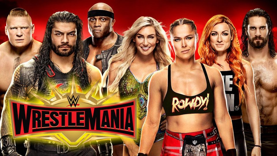 WWE WrestleMania (WWE Network)
